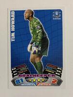 2011 Topps Tim Howard Match Attax EPL Football Trading Card Soccer Everton
