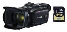 Canon Legria HF G26 FullHD + Zubehörpaket: Wise 64GB SDXC Speicherkarte