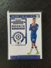 Panini Chronicles 2019-2020 Contenders Rookie Ticket Chelsea MASON MOUNT