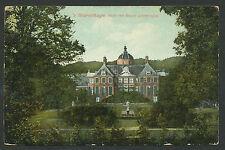 's-Gravenhage  Huis ten Bosch achterzijde 1909