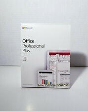 MS Office 2019 Professional Plus for 1 PC