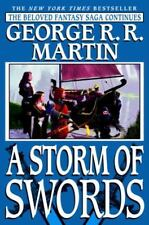 A Song of Ice and Fire: A Storm of Swords 3 by George R. R. Martin (2003,...