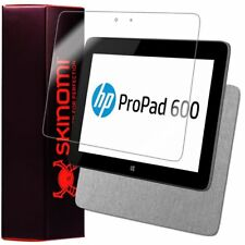 Skinomi Brushed Aluminum Skin & Screen Protector for HP Pro Tablet 610 G1 PC