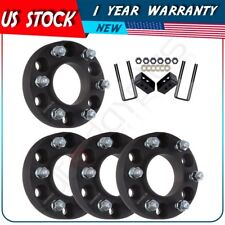 "4X 1.25"" Thick 6x135 wheel spacers 3"" Rear Leveling Lift Kit Ford Expedition"