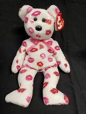 Kissy The Bear Ty Beanie Baby