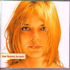 ☆ CD SINGLE France GALL Une femme tu sais PROMO ☆ RARE