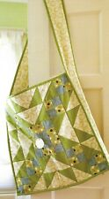 Messenger Bag quilting pattern instructions