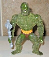 Moss Man W Weapon Masters of the Universe He-Man Figure Lot MOTU Mattel Rare