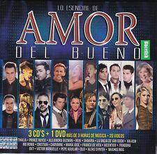 Thalia,Prince Royce,Alejandra Guzman,Reik,Shakira,La Oreja de Van Gogh,Ha-ash