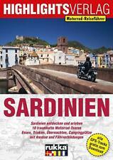 Motorrad-Reiseführer Sardinien   10 traumhafte Motorrad-Touren   Christoph Berg