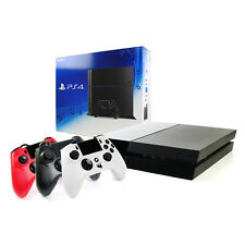 SONY PS4 Konsole 500GB +NEUEN Gator Claw Controller Jet Black - Playstation 4