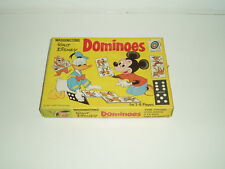 "Vintage Walt Disney ""Dominoes"" by Waddingtons. 1971."