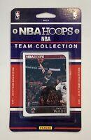 2014-15 Panini NBA Hoops Miami Heat SEALED Team Set Dwyane Wade