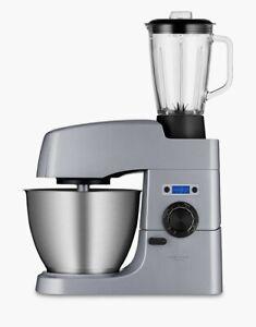 John Lewis & Partners JLSM628 6L Stand Food Mixer - Silver (No Splash Guard) B
