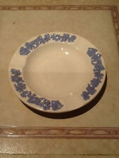 Wedgwood Queensware ash tray white and blue