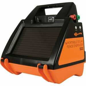 Gallagher S22 40-Acre Solar Electric Fence Charger G341424  - 1 Each