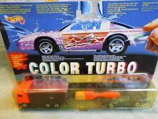 HOT WHEELS COLOR TURBO  MATTEL FONDO DI MAGAZZINO 1993