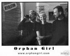 Orphan Girl Promo Photo 8X10 publicity Raldo Records Pr
