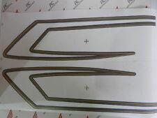 HONDA CB 750 Four f2 SERBATOIO DECORO ADESIVO ORO DECAL kit stripes SERBATOIO SOHC