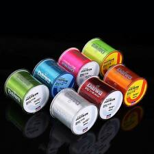 Super Strong Japan Monofilament Nylon 500m Line For  Fishing Games