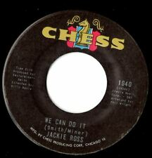 Jackie Ross We can do it   Northern soul popcorn MINT-