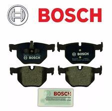 For BMW E90 E92 330i 330xi 335i 335is 335d Rear Brake Pad Set Bosch QuietCast