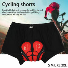 Cycling Bike Bicycle Short Pants Sports Shorts Women Men Underwear 3D Gel Padded