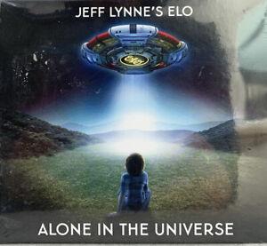 JEFF LYNNE'S ELO – ALONE IN THE UNIVERSE (NEW/SEALED) Digipak
