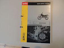 Aprilia RX 50 1995-2002 parts catalogue Teile Katalog