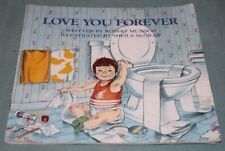 Love You Forever by Robert Munsch (1999, Paperback)