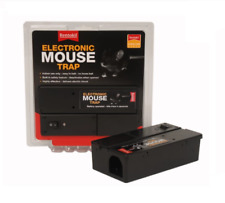Rentokil RKLFE35 Electronic Mouse Trap Kills Over 100 Mice on 1 Set of Batteries