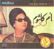 Om Kolthoum 27 Songs Mix: Alf Lela, Al Atlal, Zalamna 'l Hob ~ Classic Arabic CD