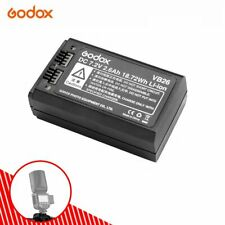 Godox VB26 Speedlight Flash 7.2V 2.6Ah Li-ion Battery for Godox V1 Speedlite
