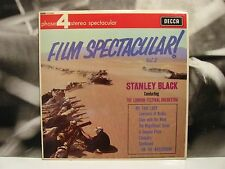 STANLEY BLACK - FILM SPECTACULAR VOL. 2 LP EX+/NM UK 1963 DECCA PHASE 4