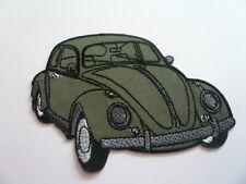 Käfer,1200.1303,Vintage,Aufnäher,Aufbügler,Badge,Bug,1600,Grau