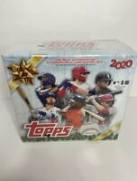 2020 Topps Holiday MLB Baseball ~ Mega Box~ 100 Cards, Relics/Autos ~ Sealed