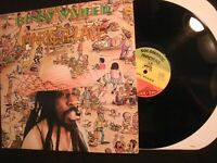 BUNNY WAILER - Marketplace - 1985 Slomonic Vinyl 12'' Lp/ Reggae Ska Rock