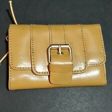 Merona Gold Faux Leather Wallet
