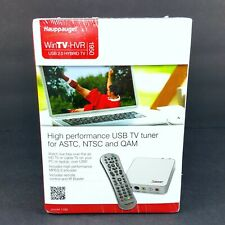New Hauppauge 1950 WinTV-HVR USB TV Tuner ASTC NTSC AQM Live TV Remote PC Laptop