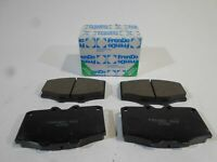 4 Pills Pads Four Brake Pad Original For Land Cruiser