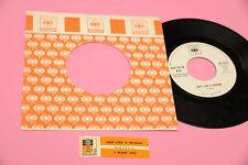 "BOB DYLAN 7"" JUST LIKE A WOMAN ORIG ITALY 1966 NM PROMO JB + STICKER !!!!!!!!!!!"
