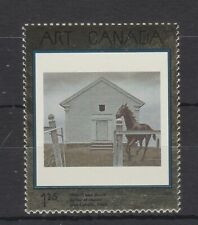 CANADA MNH STAMP SET 2002 ART CANADA CANADIAN ART 15TH SERIES SG 2133