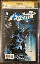 Detective Comics 27 CGC 9.8 SS Jim Lee Alex Sinclair Scott Williams Batman 1:50