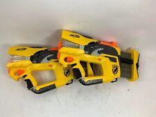 Two Nerf N strike firefly rev-8 Nerf guns