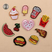 New Embroidered Iron On/ Sew On PATCH Lot Craft DIY Badge Bag Fabric #7 Combo