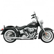 Exhaust road rage 2-into-1 chrome - Bassani xhaust 12111J