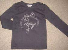 Abbigliamento con girocollo per bambine dai 2 ai 16 anni 100% Cotone Taglia 3-4 anni
