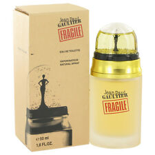 Jean Paul Gaultier Fragile 50ml/ 1.6oz EDT Spray Womens Perfume Discontinued