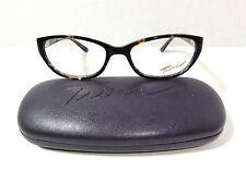 a467515574 TURA Prescription Eyeglass MOD. 668 TOR Tortoise Frame 51-17-135mm