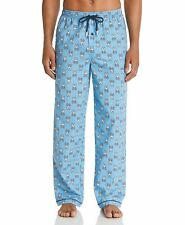 Psycho Bunny Men's Celeste Bunny Skulls Pajama / Lounge Pants